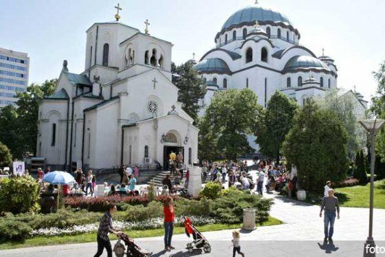 Lazareva-subota-hram-sv-Save