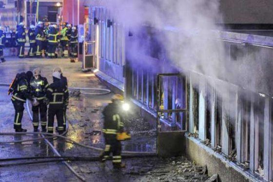 REUTERS/Pontus Stenberg/TT News Agency