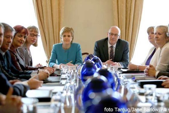 sturgeon-scotland