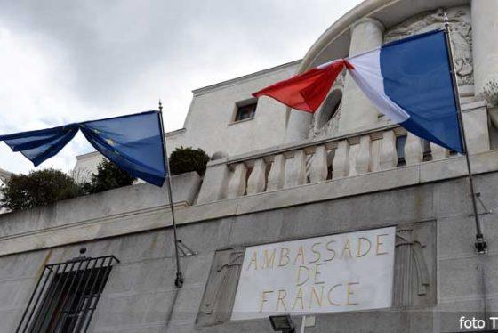 ambasadaFrancuske