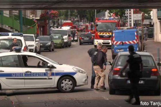 francuska-policija-normandija