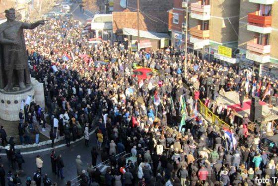 mitrovica-protest