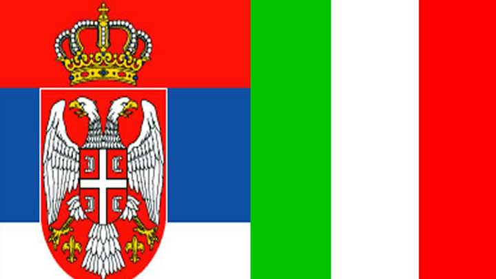 Italija-srbija-greb