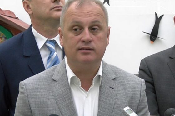 Goran Vesic - gradski menadzer
