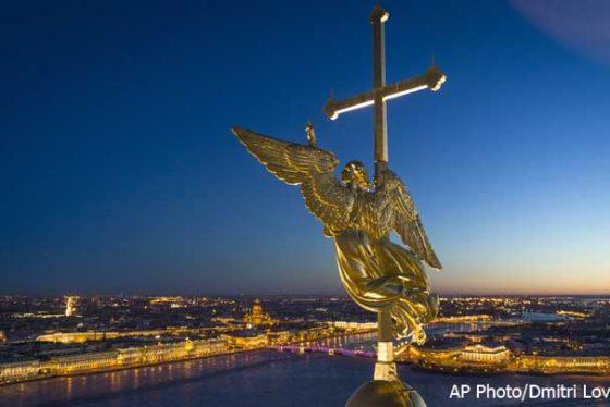 St-Petersburg-Rusija