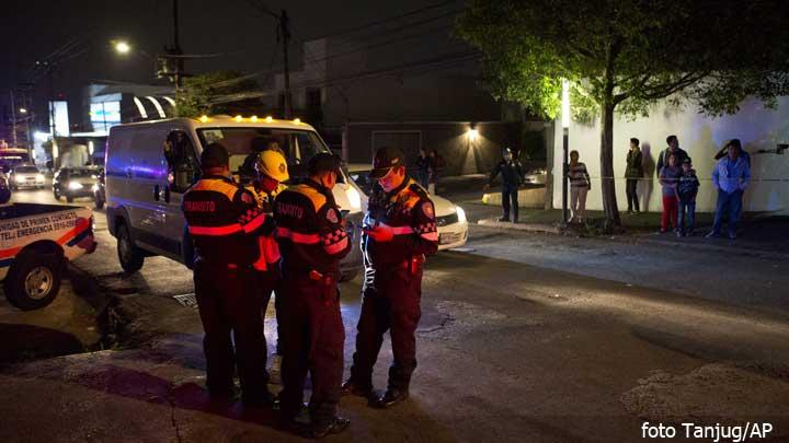 meksiko-policija