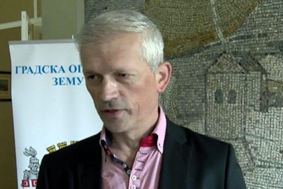 Izjava - Damir Kovacevic, zamenik predsednika Opstine Zemun