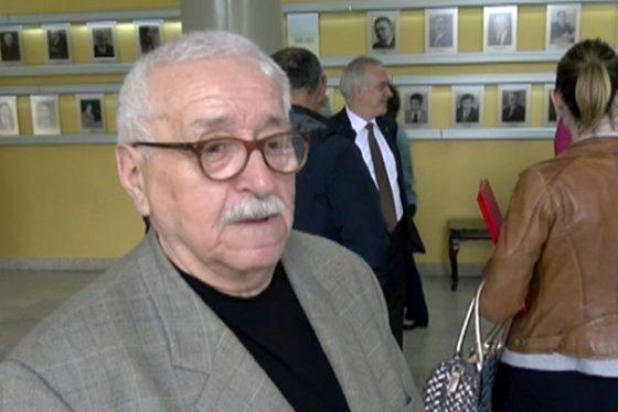 Izjava - Milomir Radovanovic predsednik Crvenog krsta Zemun