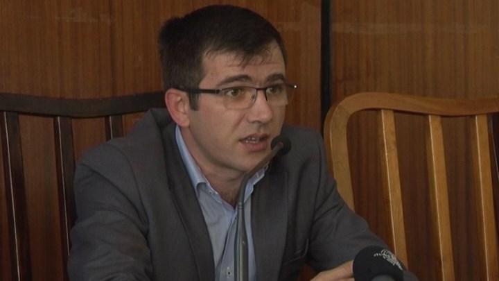 Nenad Vranjevac - predsednik skupstine opstine Zemun