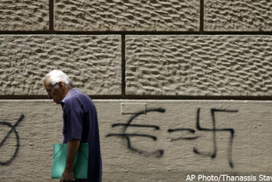 evro-atina-grafit-ap-photo