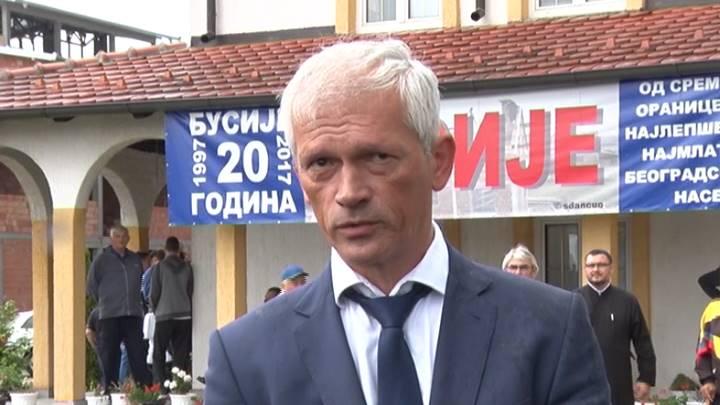 Damir Kovacevic podpredsednik GO Zemun