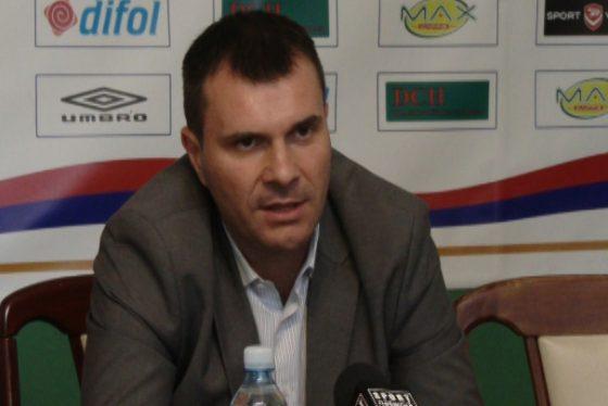 Zemun, izjava, Dragan Vukojcic, predsednik FK Zemun