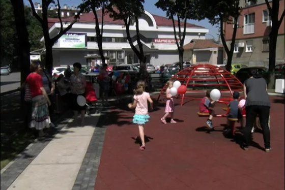 Zemun pokrivanje park deca