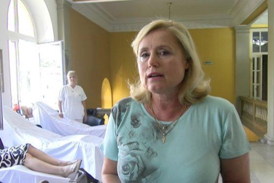 Zemun - izjava - dr Vesna Libek - nacelnica sluzbe transfuzije KBC Zemun.