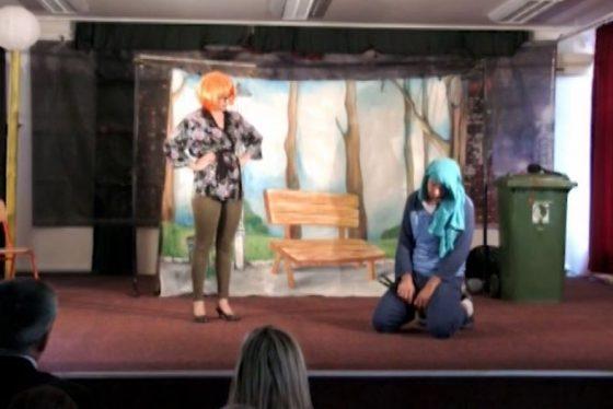 Zemun - Pokrivanje - predstava - Ko se lema drugare nema thumbnail