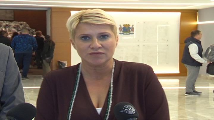 Zemun - Izjava - Jasmina Milosevic - vd direktora Agencije za bezbednost saobracaja