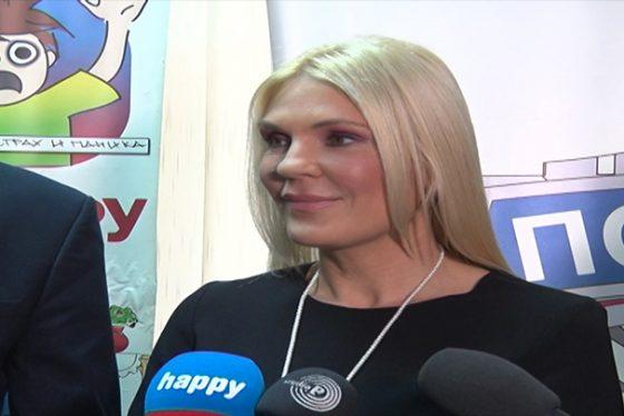 Zemun - izjava - Biljana Popovic Ivkovic, drzavni sekretar MUP-a