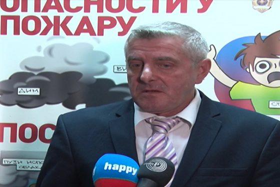 Zemun - izjava - Marko Jankovic, predsednik Saveta za bezbednost opstine Zemun