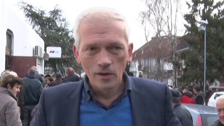 Damir Kovacevic - zamenik preds. GO Zemun
