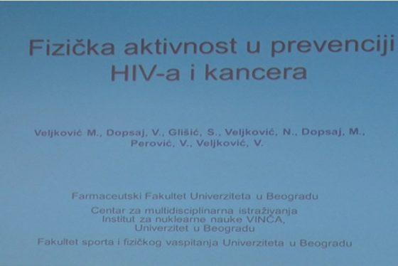 Vracar - pokrivanje - Tribina o HIV-u