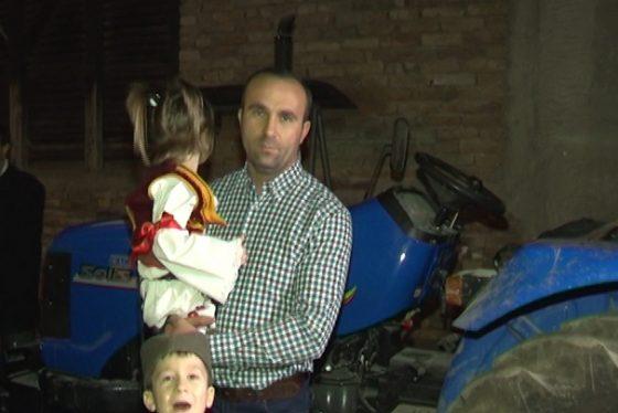 Zemun Batajnica - Poljoprivredna subvencija - dodela traktora