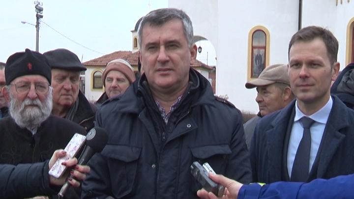 Busije - Izjava - Dejan Matic - predsednik GO Zemun
