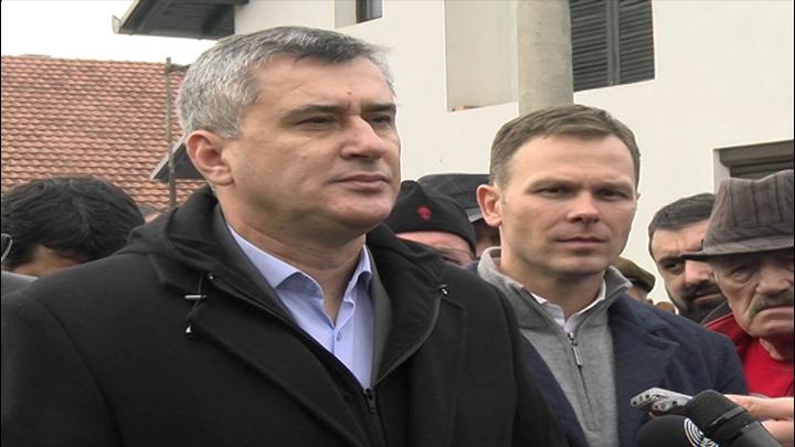 Zemun - izjava - Dejan Matic - predsednik GO Zemun