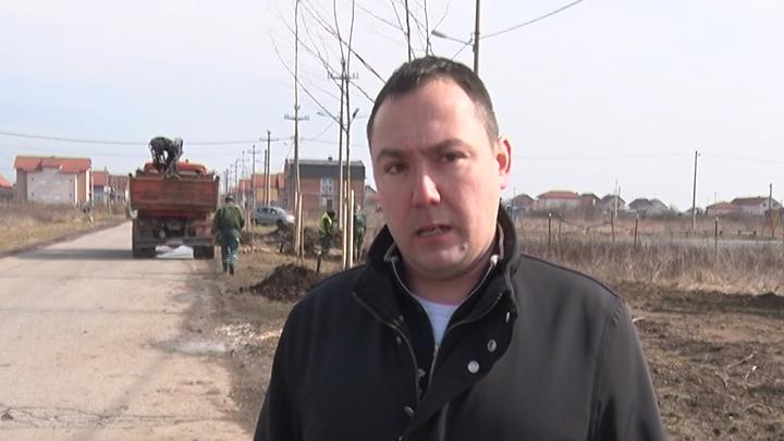 Zemun CH Valentino Popovic predsednik udruzenja gradjana Grmovac