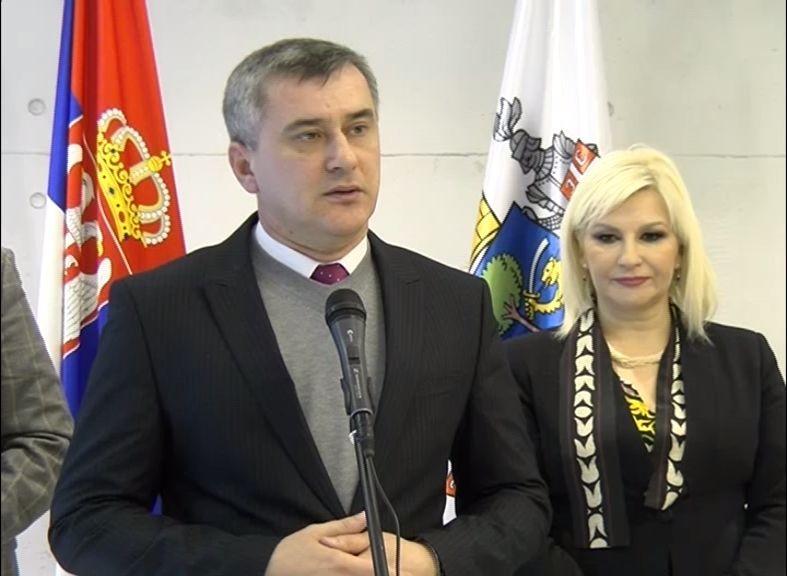 Zemun radni sastanak Dejan Matic predsednik GO Zemun izjava thumbnail