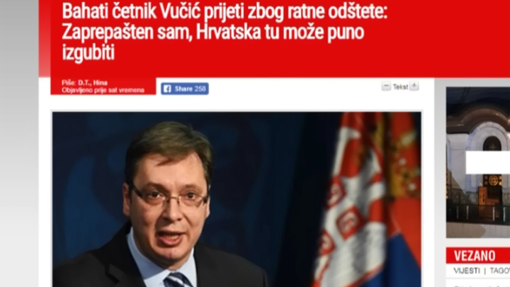 mediji-hrvatska-vucic-printscreen