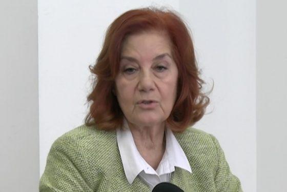 Vracar 02 CH - Radmila Saric zamenica predsednika GO Vracar