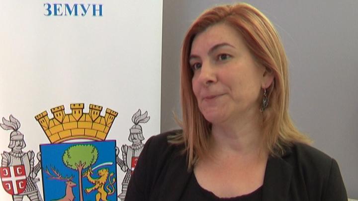 Zemun - Izjava - Sanja Strbac - profesorka knjizevnosti zemunske gimnazije