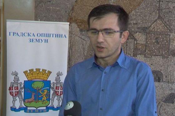 Zemun izjava - Nenad Vranjevac predsednik Skupstine Go Zemun thumbnail