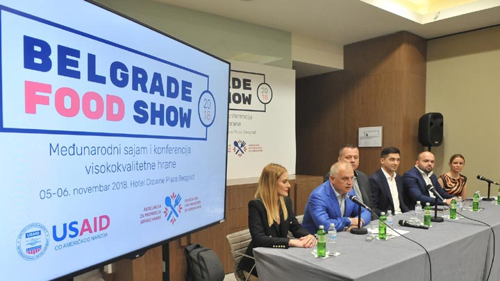 belgrade food show vesic beoinfo