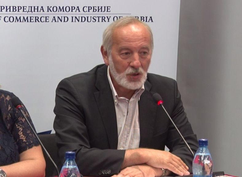 Vracar - izjava otvaranje saltera - Aca Popovic - Privredna komora Srbije thumbnail