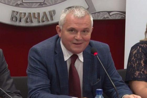 Vracar - izjava otvaranje saltera - Milan Nedeljkovic - predsednik opstine Vracar thumbnail
