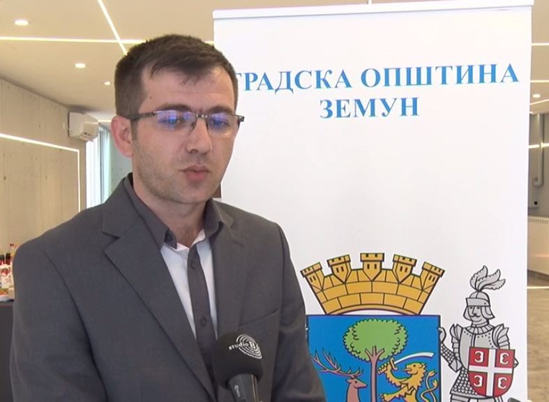 Zemun - izjava - Nenad Vranjevac - predsednik skupstine GO Zemun i predsednik koordinacionog tima za izradu strategije razvoja opstine thumbnail
