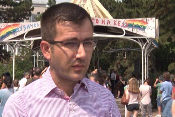 Zemun - izjava - Nenad Vranjevac - predsednik skupstine opstine Zemun