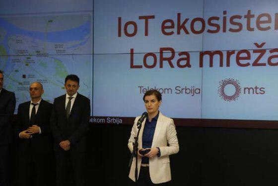 Telekom Srbija predstavio LoRa tehnologiju foto promo