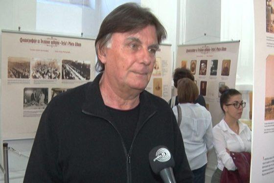 Zemun - izjava - Vlada Jelenkovic - direkotr muzeja nikola tesla