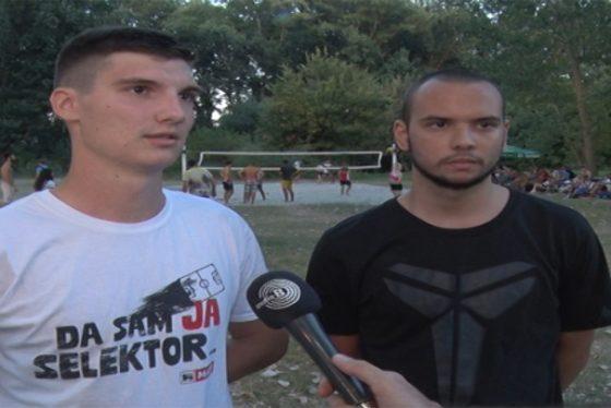 Zemun - izjava - Aleksa Radojcic - organizator turnira