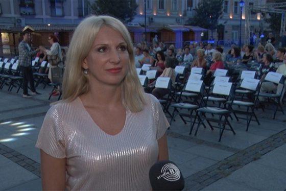 Zemun - izjava - Ivona Jeftic - gradski sekretar za kulturu