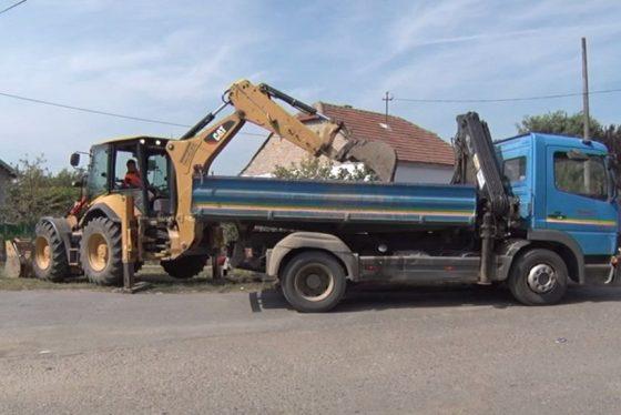 Zemun vodovodna mreza - pokrivanje - izgradnja vodovoda u Batajnici thumbnail