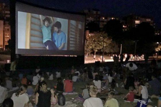 bioskop na otvorenom zvezdara beoinfo