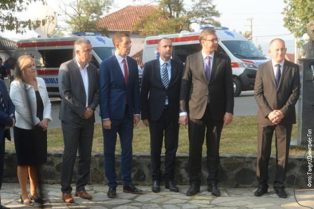 Vucic-Mitrovica-s