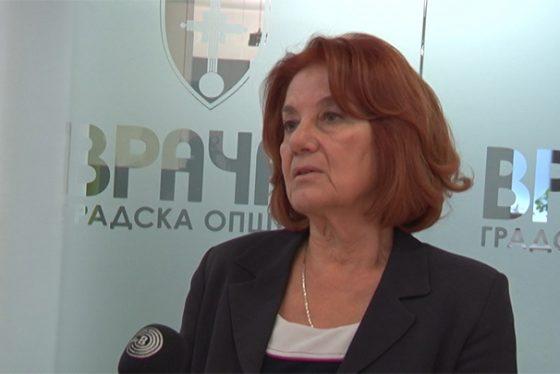 Vracar - Izjava - Radmila Saric - zamenik predsednika GO Vracar