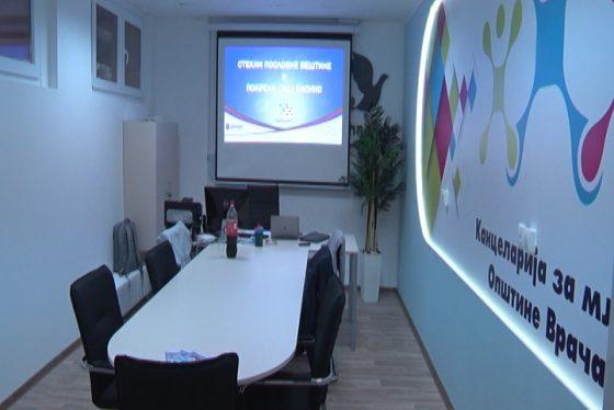 Vracar - pokrivanje - kancelarija za mlade