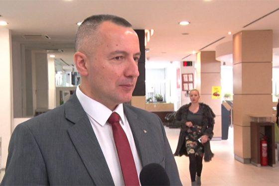 Vracar - Izjava - Milan Ilic - Savetnik Direktora Agencije Za Bezbednost Saobracaja