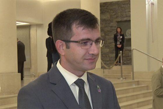 Zemun - Izjava - Nenad Vranjevac - predsednik skupstine GO Zemun