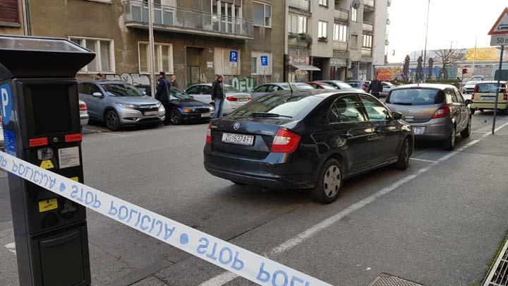Zagreb, 29. novembra 2018.- U centru Zagreba rano jutros dogodila se eksplozija, od koje su ostecena vozila i stakla na zgradama, a povredjenih nema, saopstila je hrvatska policija. FOTO TANJUG/ FOTO HINA/ DARIO GRZELJ /nr